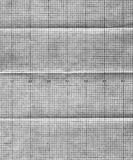 Texture of an old graph paper Stock Images