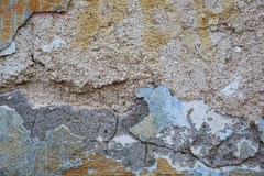 Texture of the old gray concrete surface. rough background Stock Photos