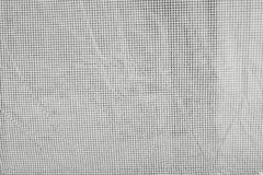 Texture of an old gray grid Stock Photos