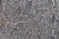 Texture of old grey chipboard, vintage background royalty free stock images