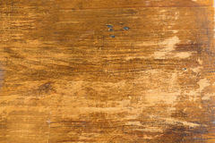 Texture of old grunge wooden table background Royalty Free Stock Photography