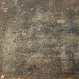 Texture of old iron plate. For background Stock Image