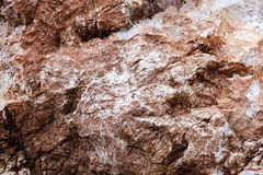 Texture of the old marble wall. Royalty Free Stock Image