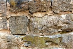texture old masonry with cement royalty free stock photo