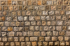 Texture old masonry Royalty Free Stock Images