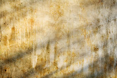 Texture of old metal Royalty Free Stock Image