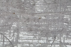 Texture of old metal surface Royalty Free Stock Photography