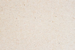 Texture of old organic light cream paper, background for design with copy space text or image. Recyclable material, has Royalty Free Stock Images