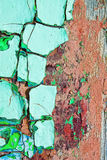 Texture of old paint Stock Photo