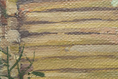The texture of the of an old paint. For the background of Royalty Free Stock Image