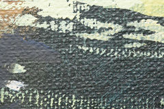 The texture of the of an old paint Stock Photo