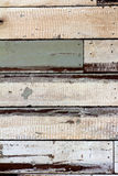 Texture old paint Piece of wood to wall Stock Images