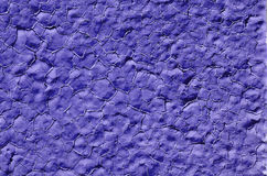 Texture of old paint purple Royalty Free Stock Image