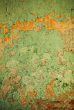 Texture of old painted concrete wall Royalty Free Stock Photos