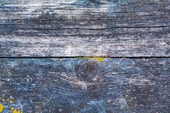 Texture, old painted wood stock image