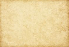 Texture of old paper. Beige background.  Royalty Free Stock Image
