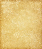Texture of old paper. Royalty Free Stock Photo