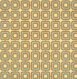 Texture of the old paper with geometric ornamental pattern Royalty Free Stock Photos