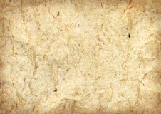 Texture of old paper with sawdust Stock Photo