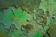 The texture is old plaster. Royalty Free Stock Images
