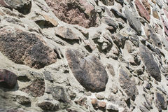 Texture of old rock wall for background Royalty Free Stock Photography