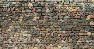 Old rock wall for background Royalty Free Stock Photos