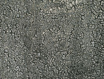 Texture of the old ruberoid. The texture of the old ruberoid, close up Royalty Free Stock Photo