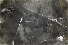 Texture from old rumpled photographic paper Stock Image