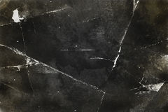Texture from old rumpled photographic paper Stock Photo
