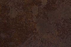 Texture of the old rusty metal Stock Images