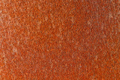 Texture of old rusty metal. Brown metal. Corrosion of the metal.  Royalty Free Stock Image
