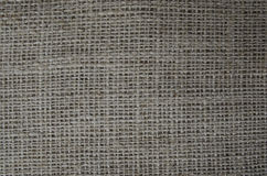 Texture old sack fabric as background Stock Photos