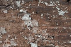 Texture of old shabby wall royalty free stock photos