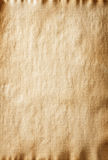 Texture of old sheet paper Stock Image