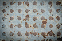 Texture of Old Steel Stock Photography