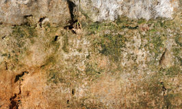 Texture of old stone stock photos