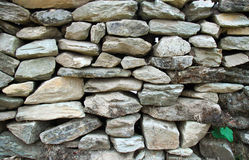 Texture of old stone wall Stock Photography