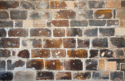 Texture of old stone wall Royalty Free Stock Photos