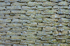 Texture of the old stone wall for background Royalty Free Stock Photos