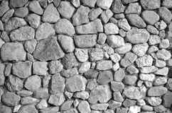 Texture of old stone wall Stock Image