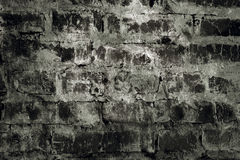 Texture of old stony wall Royalty Free Stock Images
