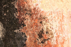 Texture of old stucco Royalty Free Stock Images