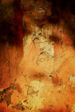 Texture of old stucco wall. Texture and background, old plaster walls Royalty Free Stock Images