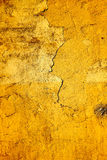 Texture of old stucco wall. Texture and background, old plaster walls Stock Image