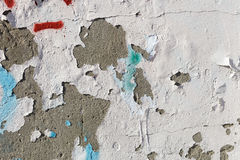 Texture of old stucco wall Royalty Free Stock Image