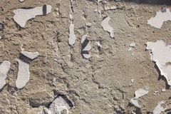 Texture of old stucco wall Royalty Free Stock Photo
