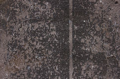 Texture with old surface covered uneven spots Royalty Free Stock Photography