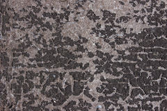 Texture with old surface covered uneven spots Stock Photo