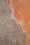 Texture of the old wall.  Stock Photos