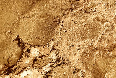 Texture of an old wall brown Royalty Free Stock Photo